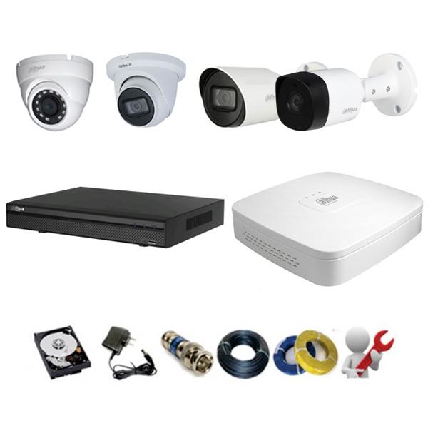 Bộ Camera HD-CVI Dahua cao cấp Full HD1080P