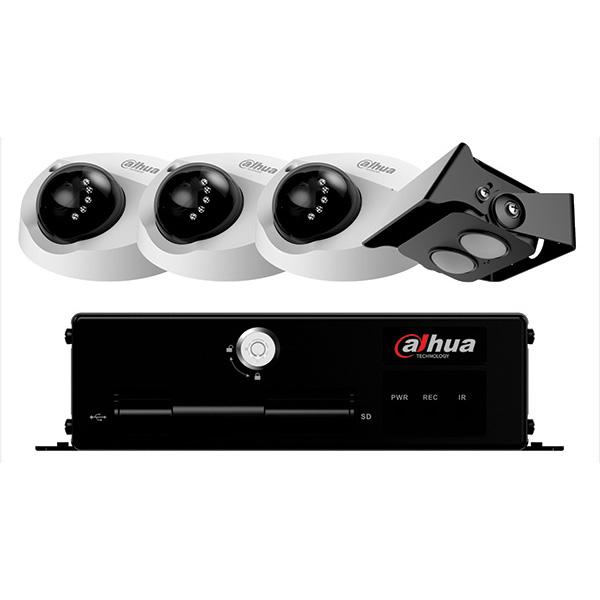 Hệ thống Camera giám sát hành trình Xe khách, Xe tải, Tài thuyền chuyên dụng