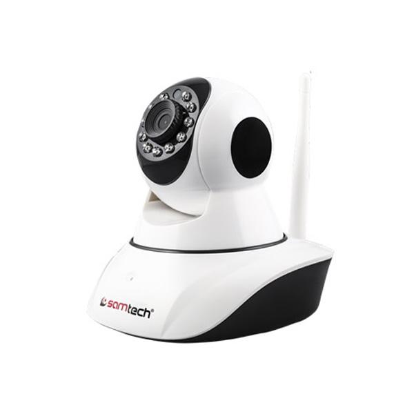Bộ camera IP quay quét Samtech STN-2113 (HD960P, wifi, thẻ nhớ)