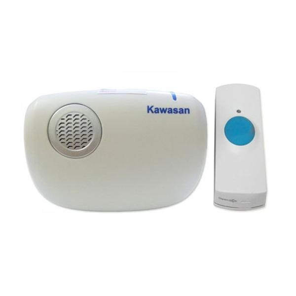 Bộ chuông gọi cửa không dây Kawa DB618 (dùng pin)