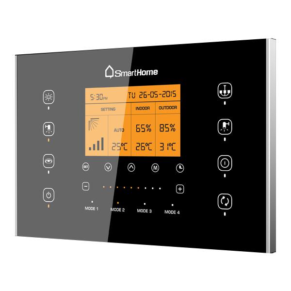 Bảng điều khiển trung tâm SmartHome SH-CC6W