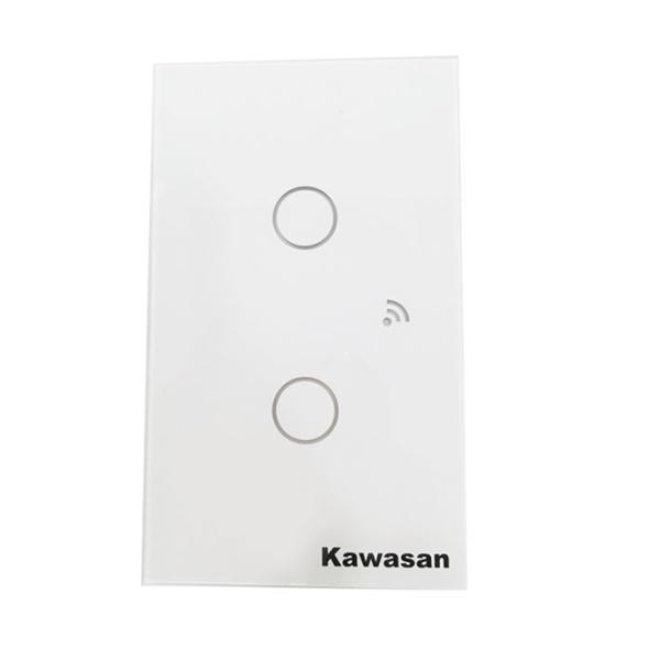 Công tắc cảm ứng chạm CT2W-WiFi