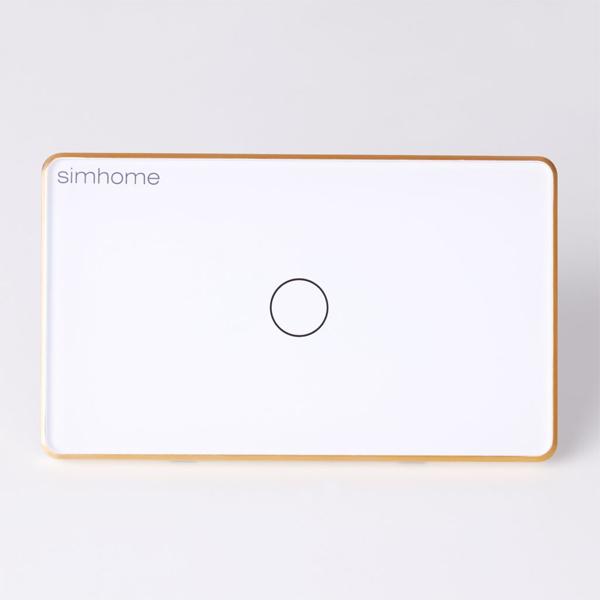 Công tắc thông minh Simhome S1 H1A (Nhôm nguyên khối)