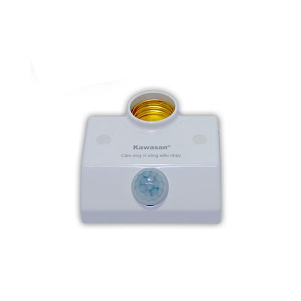 Bật tắt đèn cảm ứng có đui đèn Kawa KW-RS686 (vi sóng)