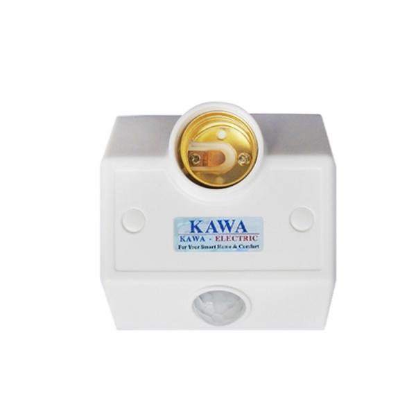 Bật tắt đèn cảm ứng có đui đèn Kawa SS68B (Tuỳ chỉnh)
