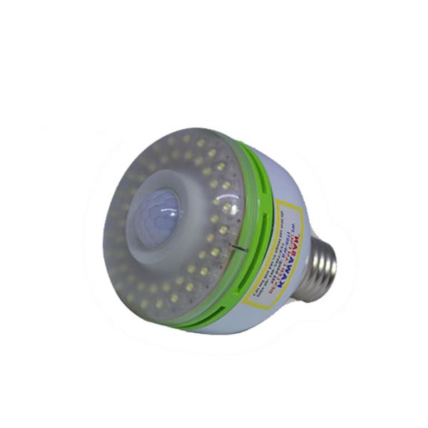 Bóng đèn led cảm ứng 6W kawa SS72