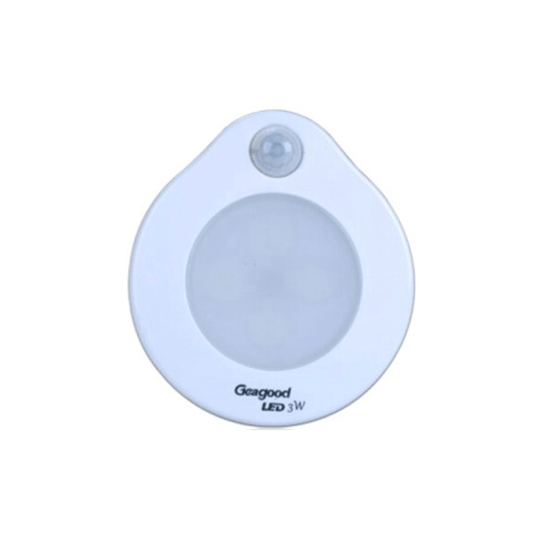Đèn cảm ứng phích cắm Geagood GD-Z1 3W