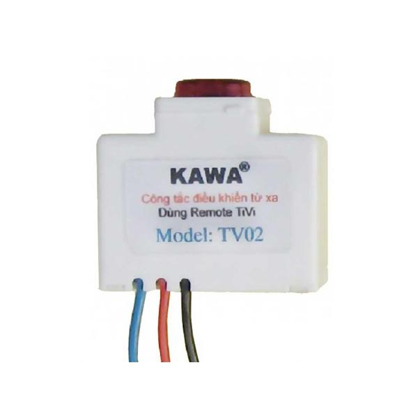 Hạt công tắc điều khiển từ xa sóng hồng ngoại Kawa TV02