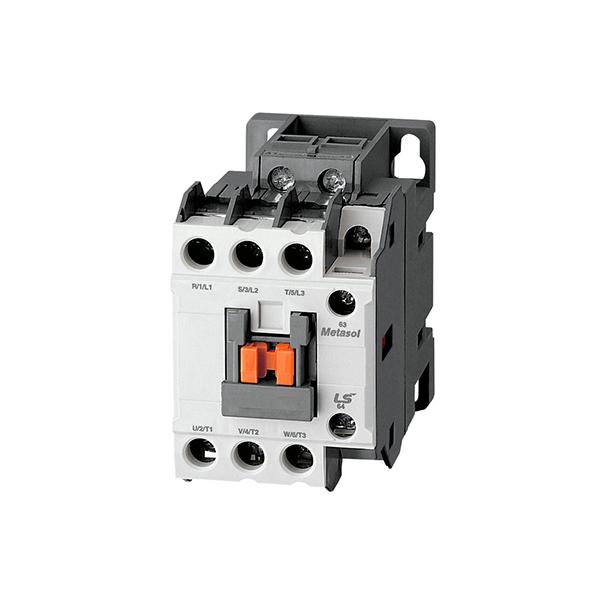 Khởi động từ Contactor LS 3P 12A 220VAC MC-12a