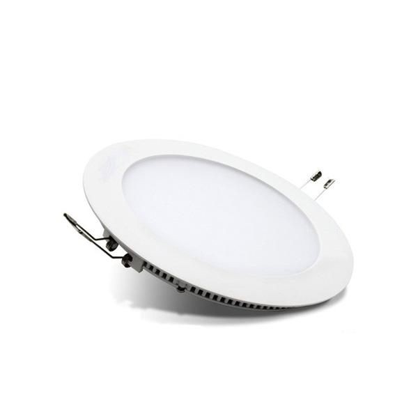 Đèn Led downlight âm trần siêu mỏng 18W - Ø200