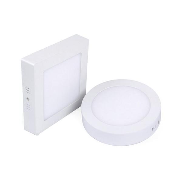 Đèn ốp trần panel 6W (tròn, vuông)