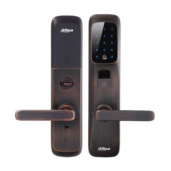 Khóa cửa căn hộ thông minh Dahua DHI-ASL8101K (màu xám)