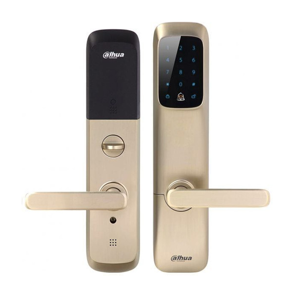 Khóa cửa căn hộ thông minh Dahua DHI-ASL8101S (màu bạc)
