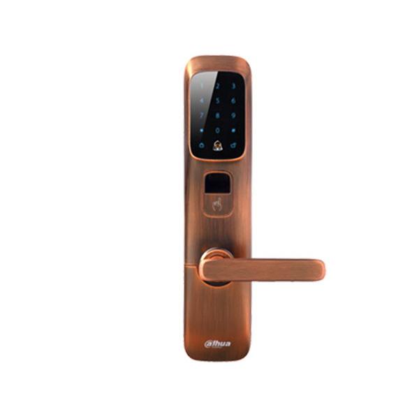Khóa cửa căn hộ thông minh Dahua DHI-ASL8112R (đỏ đồng)