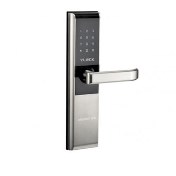 Khóa cửa điện tử YLOCK YL-8861CM (Thẻ từ, Mật mã)