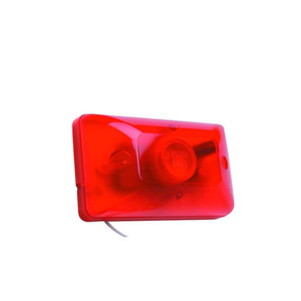 Còi kiêm đèn chớp NO/NC/COM Emegency SH-809