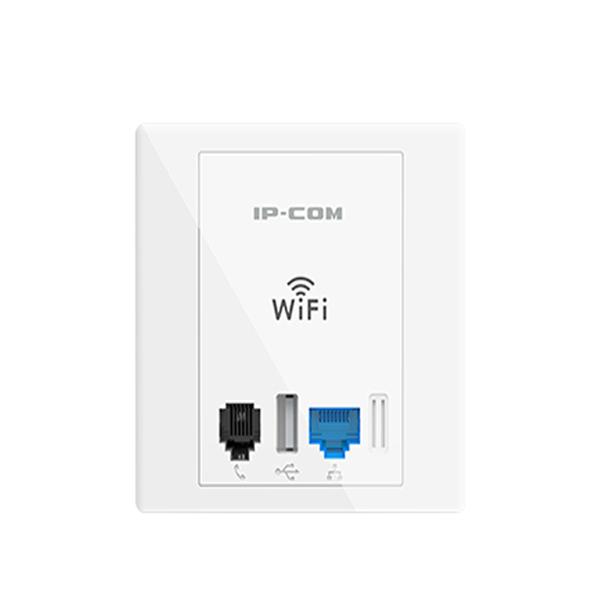 Thiết bị phát Wifi âm tường IP-COM AP255 (2.4GHz)