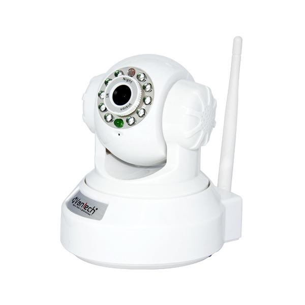 Bộ camera IP quay quét Vantech VT-6200HV (HD720P, wifi, thẻ nhớ)