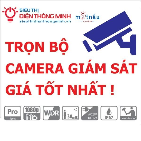 [2020] Báo giá chi tiết Lắp đặt Camera tại TPHCM uy tín