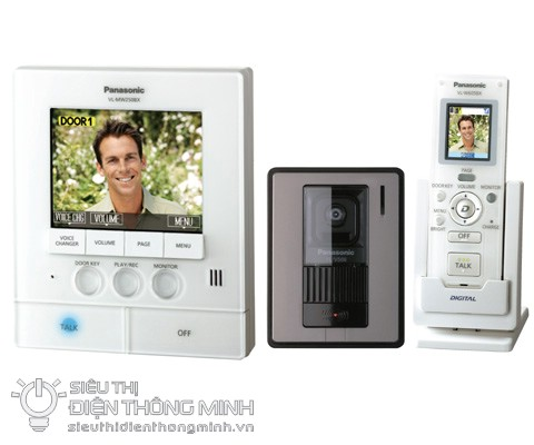 Bộ chuông cửa có hình Panasonic VL-SW251VN