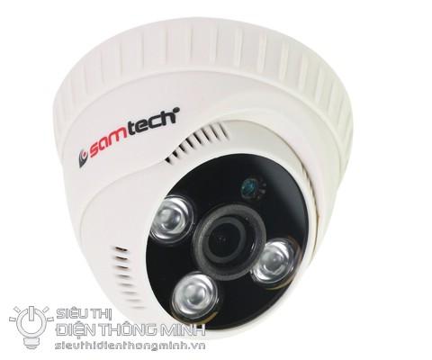 Camera bán cầu Samtech STC-303FHD (2.4 Megafixel)