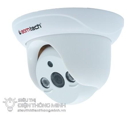 Camera bán cầu Samtech STC-322FHD (2.4 Megafixel)
