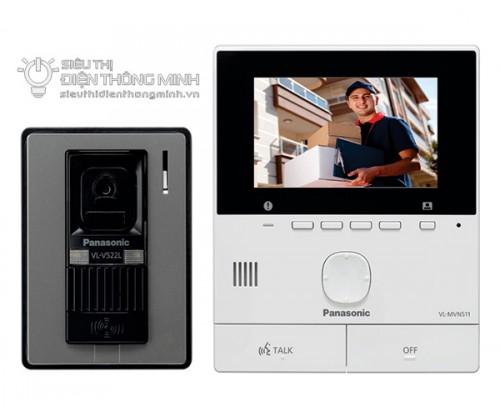 Bộ chuông cửa có hình Panasonic VL-SVN511VN