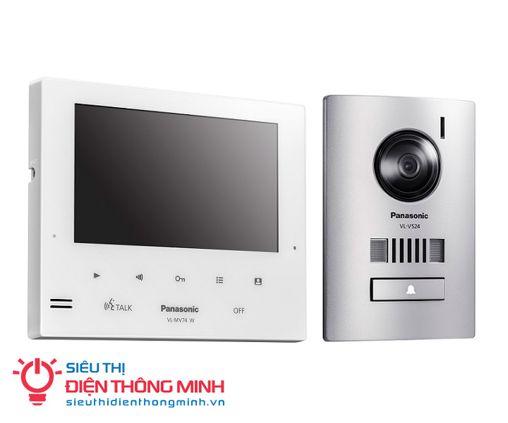 Bộ chuông cửa có hình Panasonic VL-SV74