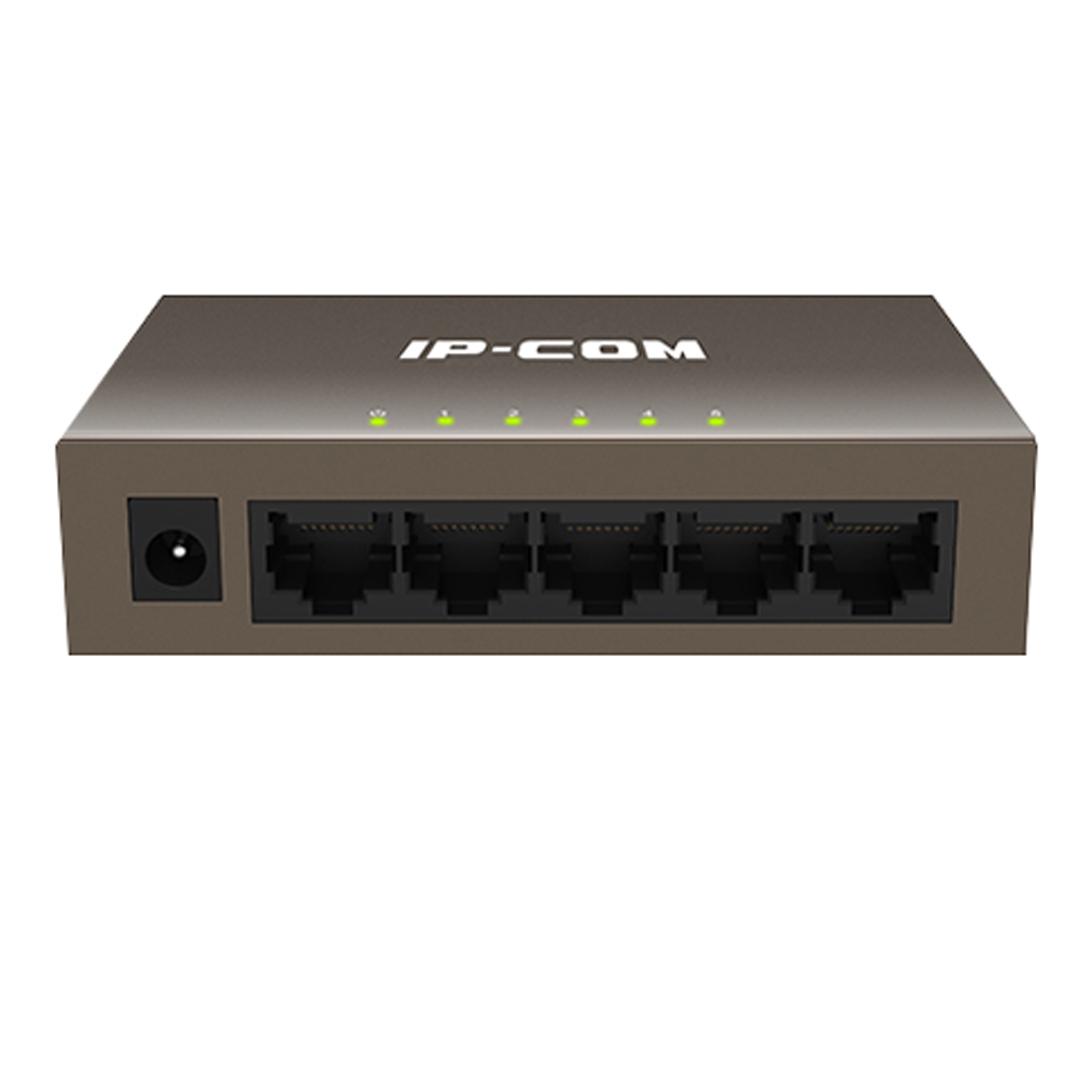 Switch IP-COM unmanaged F1005