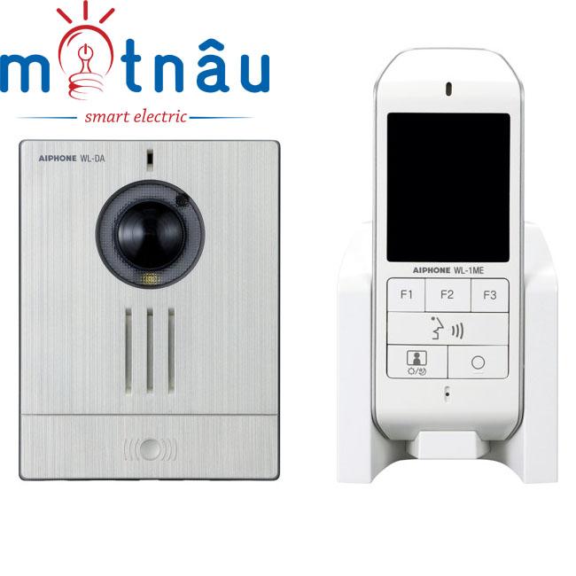 Chuông cửa có hình không dây Aiphone WL-11