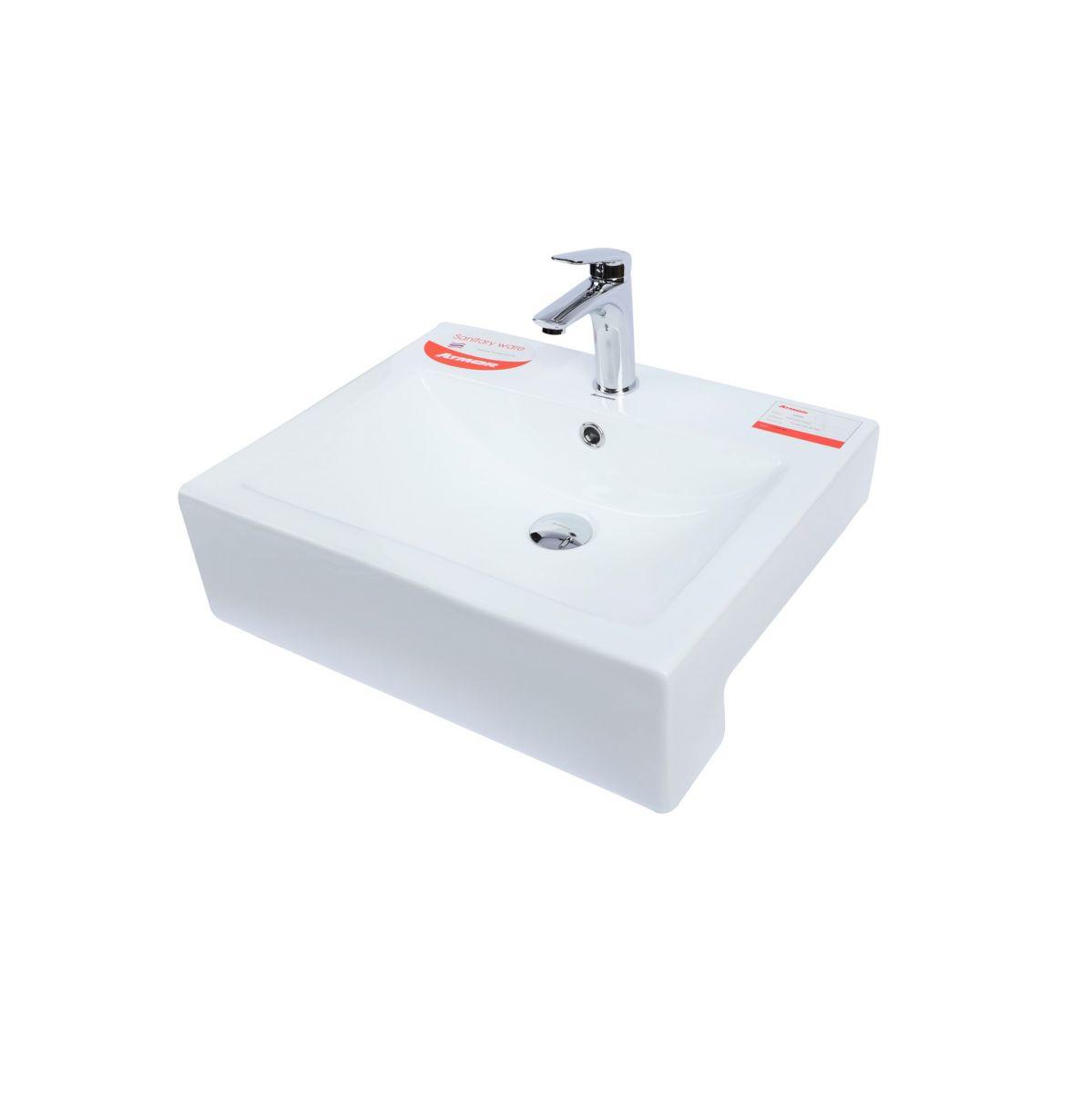 Lavabo bán âm bàn ATMOR AT070