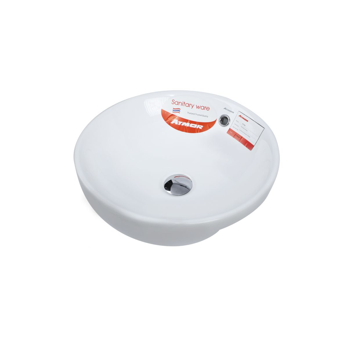 Lavabo bán âm tròn ATMOR AT1363
