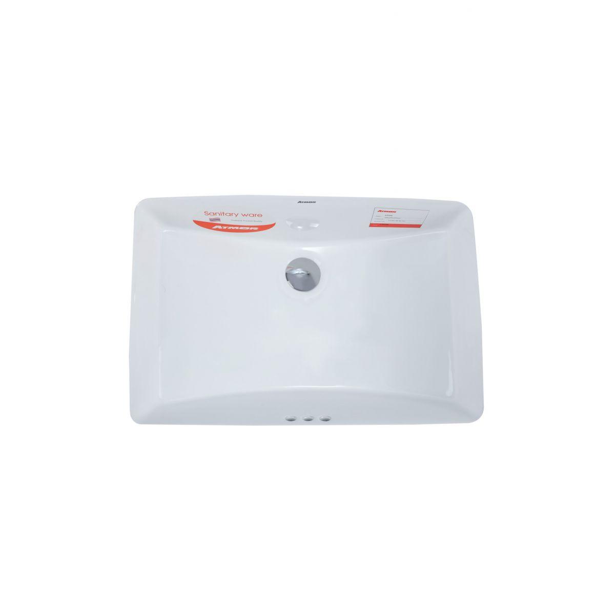 Lavabo đặt âm bàn ATMOR AT3101