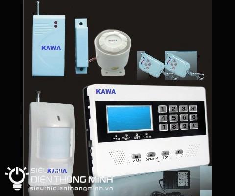 Bộ trung tâm báo động thông minh Kawa 260B-SIM
