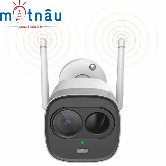 Camera IP Wifi IPC-G26EP-imou 2.0MP tích hợp còi báo động - Tặng thẻ nhớ 32GB