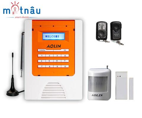 Bộ báo động thông minh Aolin AL-6088GSM