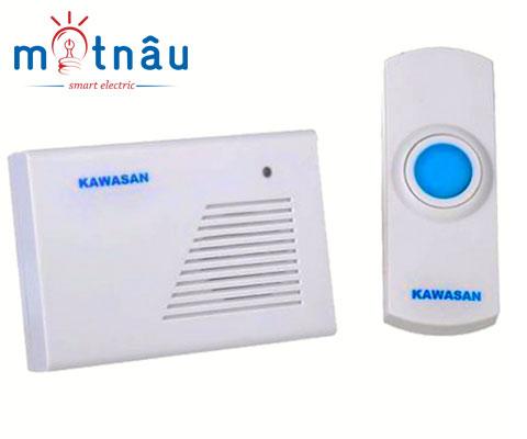 Bộ chuông gọi cửa không dây Kawa DB617 (dùng pin)