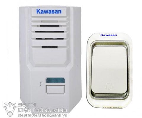 Bộ chuông gọi cửa không dây Kawa DB667 (dùng điện)