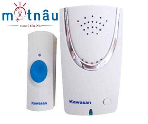 Bộ chuông gọi cửa không dây Kawa DB668 (dùng điện)