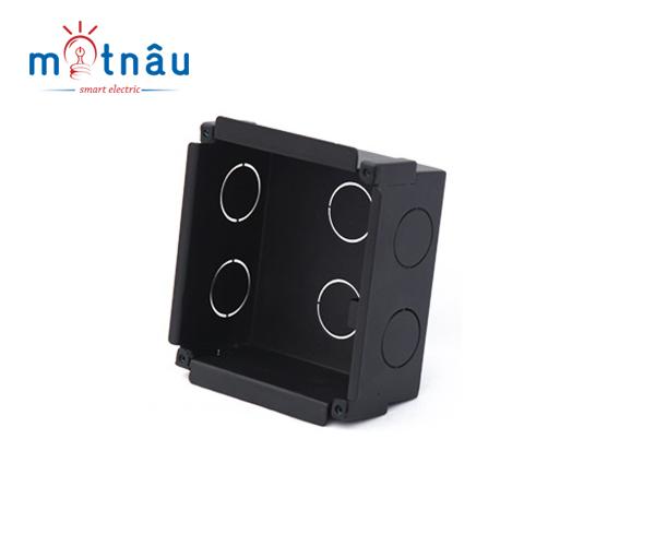 Đế âm VTOB107 (lắp cho nút chuông VTO2000A)
