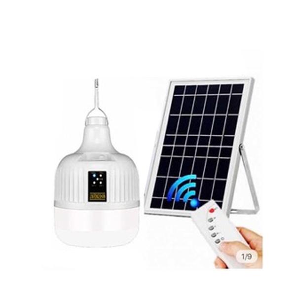 Đèn led sử dụng năng lượng mặt trời BULB S120