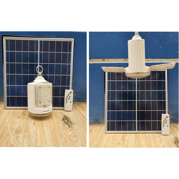 Đèn led sử dụng năng lượng mặt trời BULB VR-55200(200W)