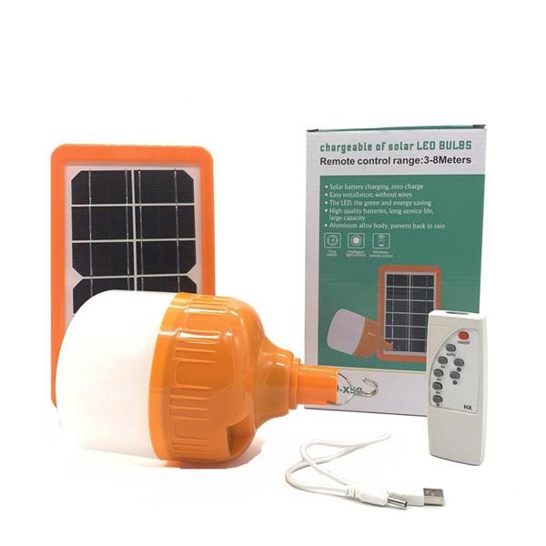 Đèn led sử dụng năng lượng mặt trời BULB X50