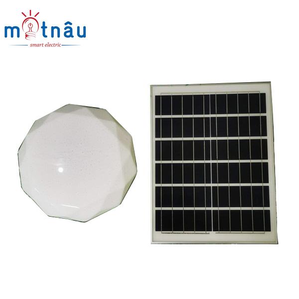 Đèn ốp trần sử dụng năng lượng mặt trời VR- 5540(40W)