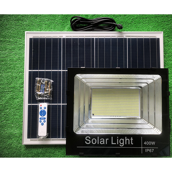 Đèn led năng lượng mặt trời VR8400 (400w)