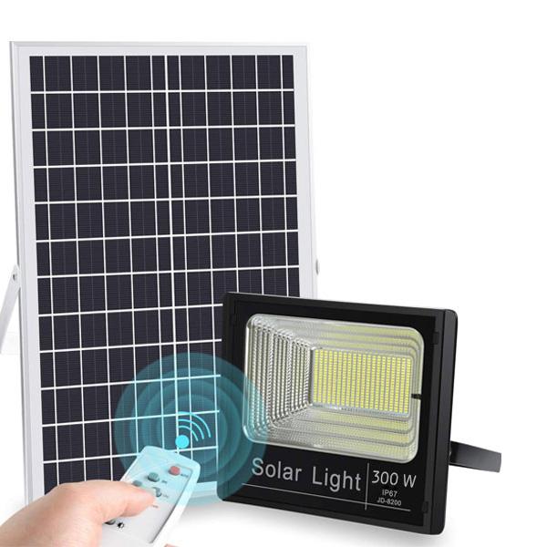 Đèn led năng lượng mặt trời VR-8300 (300w)