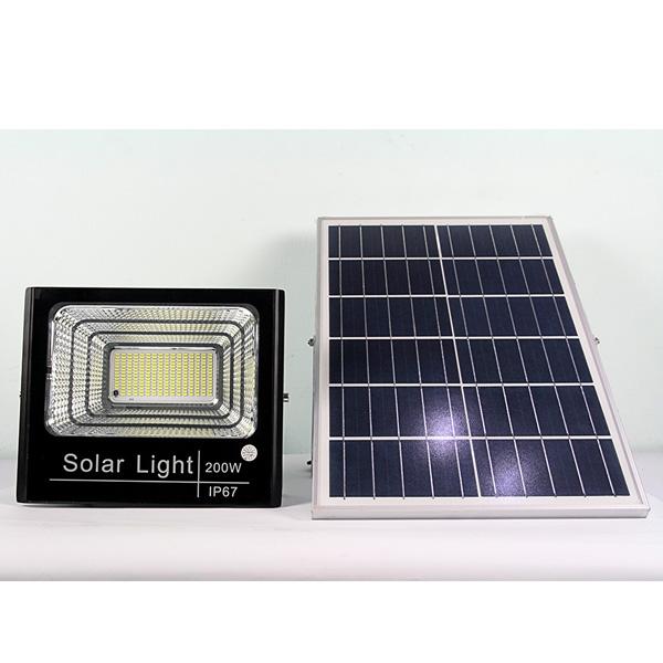 Đèn led năng lượng mặt trời VR-LED88200 (200w)