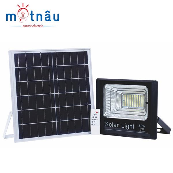 Đèn led năng lượng mặt trời VR-LED8860 (60W)