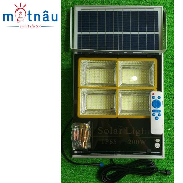 Đèn led năng lượng mặt trời VR8460 (60w)