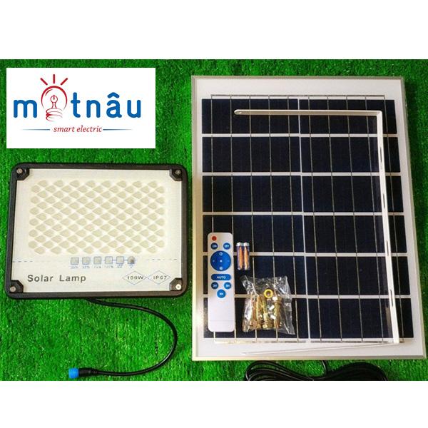 Đèn led năng lượng mặt trời VR8950 (50w)